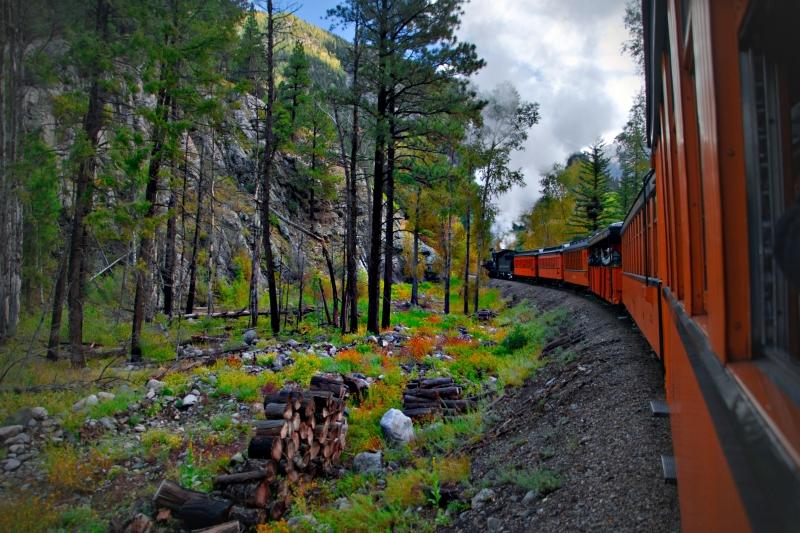 Durango-train-from-art