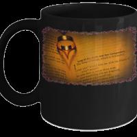SOng of Solomon coffee mug